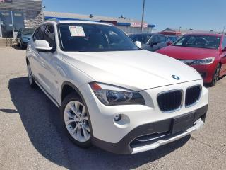 Used 2012 BMW X1 28i / AWD / LEATHER / HEATED SEATS / SUNROOF! for sale in Pickering, ON