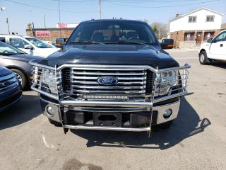 Used 2011 Ford F-150 XLT**XTR*Navi*4X4*Bluetooth*5.0 Litre** for sale in Hamilton, ON