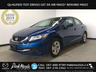 Used 2014 Honda Civic SEDAN for sale in Sherwood Park, AB