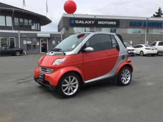 Used 2005 Smart fortwo PASSION - Great Mileage 800CC Diesel Engine for sale in Victoria, BC