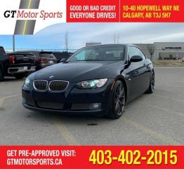 Used 2008 BMW 3 Series 335i for sale in Calgary, AB