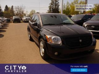 Used 2008 Dodge Caliber SXT for sale in Medicine Hat, AB