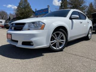 Used 2012 Dodge Avenger 4dr Sdn SXT super clean inexpensive great ride for sale in Brampton, ON
