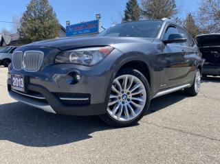 Used 2013 BMW X1 AWD 4dr 28i ACCIDENT FREE LOW PAYMENTS for sale in Brampton, ON