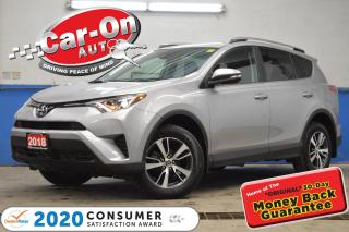 Used 2018 Toyota RAV4 LE AWD REAR CAM ADAPTIVE CRUISE HTD SEATS for sale in Ottawa, ON