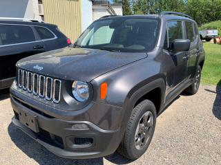 New 2018 Jeep Renegade Sport for sale in Spragge, ON