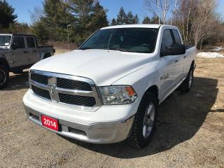 Used 2014 RAM 1500 SLT for sale in Spragge, ON