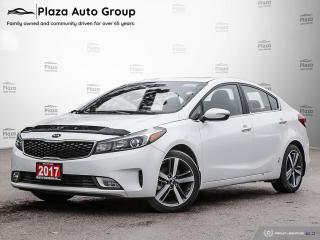 Used 2017 Kia Forte EX Luxury | EXECUTIVE DEMO for sale in Richmond Hill, ON