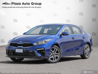 New 2020 Kia Forte EX+ for sale in Richmond Hill, ON