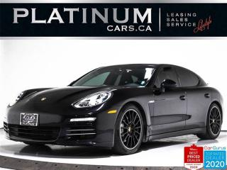Used 2016 Porsche Panamera 4S,420HP,AWD,NAVI,CAMERA,SUNROOF,PARK ASSIST,BOSE for sale in Toronto, ON