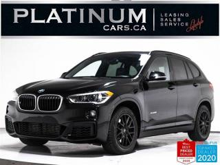 Used 2017 BMW X1 xDrive28i,AWD,M-SPORT PKG,NAVI,CAM,HEATED SEATS, for sale in Toronto, ON