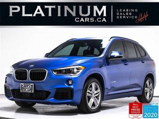 Used 2018 BMW X1 xDrive28i,AWD,M-SPORT,NAVI,CAM,H.U.D,HEATED SEATS, for sale in Toronto, ON