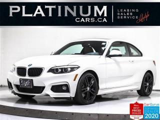 Used 2018 BMW 2-Series 230i xDrive,M-SPORT,NAV,CAM,HEATED SEATS,SIRIUS XM for sale in Toronto, ON