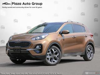 New 2020 Kia Sportage EX for sale in Richmond Hill, ON