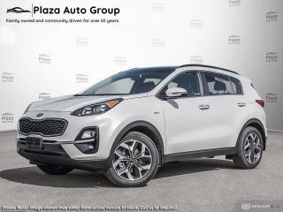 Used 2020 Kia Sportage EX Tech for sale in Richmond Hill, ON