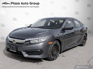 Used 2016 Honda Civic LX| BUY FROM HOME|7 DAY VEHICLE EXCHANGE for sale in Orillia, ON
