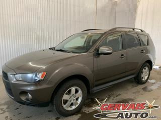 Used 2010 Mitsubishi Outlander LS AWD V6 7 Passagers Mags for sale in Trois-Rivières, QC