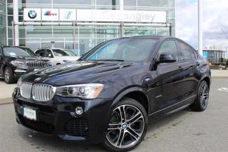Used 2016 BMW X4 xDrive35i for sale in Langley, BC