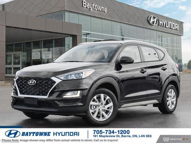 2020 Hyundai Tucson AWD 2.0L Preferred Sun and Leather