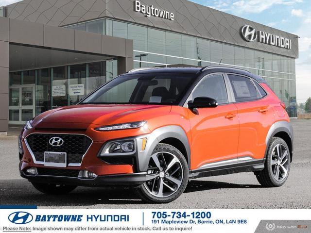2020 Hyundai KONA 1.6T AWD Trend Two-Tone
