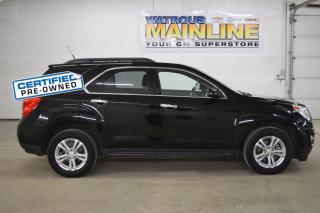 Used 2012 Chevrolet Equinox 2LT for sale in Watrous, SK