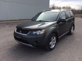 Used 2009 Mitsubishi Outlander 4 RM 4 portes XLS for sale in Quebec, QC