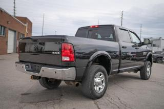 Used 2017 RAM 2500 SLT DIESEL/REMOTE START/REAR CAMERA for sale in Concord, ON