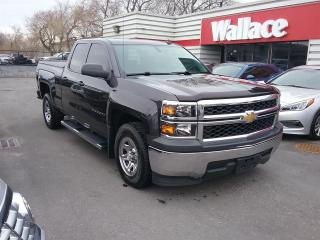 Used 2014 Chevrolet Silverado 1500 Double Cab 2WD with 6.5' Box for sale in Ottawa, ON