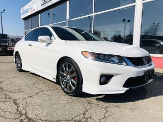 Used 2013 Honda Accord Cpe HFP RARE EX-L w/Navi for sale in Scarborough, ON