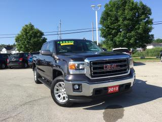 Used 2015 GMC Sierra 1500 SLE - One owner for sale in Grimsby, ON