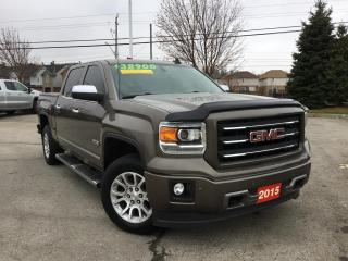 Used 2015 GMC Sierra 1500 SLT for sale in Grimsby, ON
