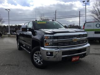 Used 2016 Chevrolet Silverado 2500 HD LTZ for sale in Grimsby, ON