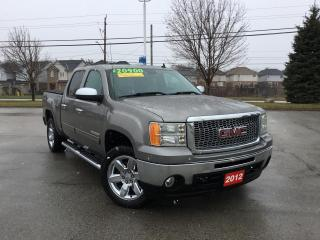 Used 2012 GMC Sierra 1500 SLE for sale in Grimsby, ON