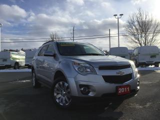 Used 2011 Chevrolet Equinox 2LT for sale in Grimsby, ON