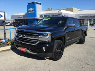 Used 2017 Chevrolet Silverado 1500 High Country for sale in Grimsby, ON