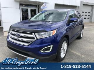 Used 2015 Ford Edge SEL, Traction intégrale for sale in Shawinigan, QC
