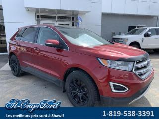Used 2016 Ford Edge 4 portes Titanium, Traction intégrale for sale in Shawinigan, QC