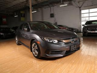 Used 2016 Honda Civic Sedan 4dr CVT LX for sale in Toronto, ON