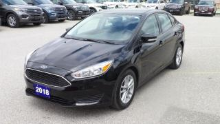 Used 2018 Ford Focus SE for sale in New Hamburg, ON