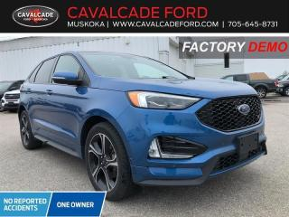 Used 2019 Ford Edge ST for sale in Bracebridge, ON