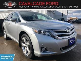 Used 2015 Toyota Venza for sale in Bracebridge, ON