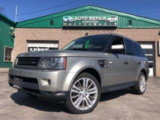 Used 2011 Land Rover Range Rover Sport LUX for sale in Burlington, ON