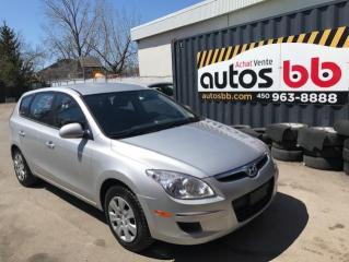 Used 2011 Hyundai Elantra Touring GL familiale auto. 4 portes for sale in Laval, QC