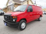 Photo of Red 2011 Ford E-250