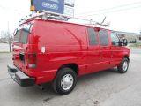 2011 Ford E-250 CARGO 4.6L Loaded Rack Divider Shelving 145,000Km