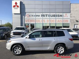 Used 2010 Toyota Highlander 4WD 4dr V6 SE + Caméra de recul+7 passagers+mags for sale in St-Hubert, QC
