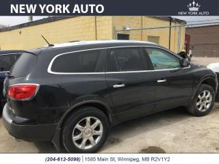 Used 2009 Buick Enclave for sale in Winnipeg, MB
