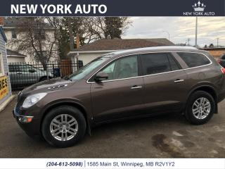 Used 2008 Buick Enclave for sale in Winnipeg, MB