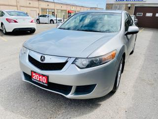 Used 2010 Acura TSX AUTOMATIC I ALLOY I $7999 for sale in Brampton, ON