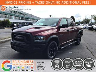 New 2020 RAM 1500 Classic Warlock for sale in Richmond, BC